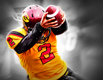 Guelph Gryphons: 2015 Off-Season Social Graphics