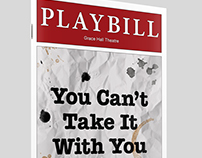 Playbill | You Can't Take It With You