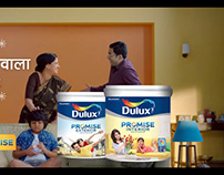 DULUX PROMISE - Mileage Waala Paint Hindi TVC