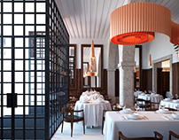 Anchieta Restaurant in Lisbon