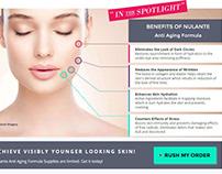 Nulante Cream - Get Glowing Skin Again