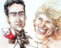 Caricature comissions