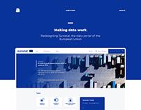 Making data work: Redesigning Eurostat, the EU data hub