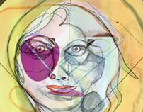 Contemporary Self Portrait