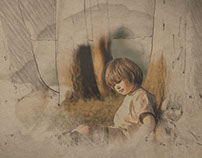 Goodbye Christopher Robin // Illustration Sequences