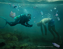 Friends of the Earth, Print and Outdoors Campaign
