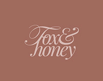Fox & Honey - Branding