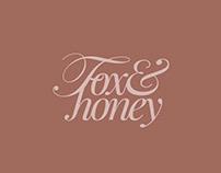 Fox & Honey - Branding