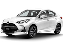 Toyota Yaris Sedan 2021