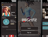 GetFit Workout App