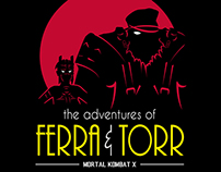 The Adventures of Ferra & Torr