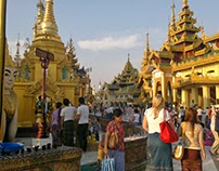 Best Places To Shop In Tours Of Myanmar
