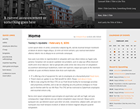Company Intranet/Portal