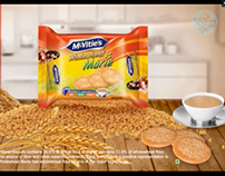 PromoTAG for McVities - Whole Wheat Marie