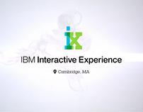 IBM Interactive Studio Experience