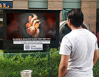 Intelligent Billboard - outdoor advertising campaign