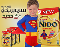 Super Nido Milk
