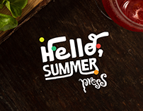 Hello Summer Press Café