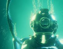 Submerged Series #01