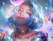 【Jellyfish and Girl】