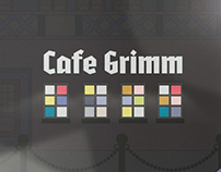 Cafe Grimm Illustration