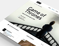 HBO Website