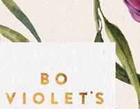 Bo Violet's 1st Birthday