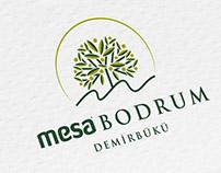 Mesa Bodrum Corporate Identity