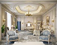 Classic Bedroom Doha Qatar