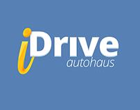 iDrive Autohaus - Web Design