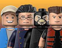 Lego Minifigures: Series 6