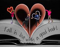 Valentine Reading Poster