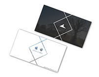 FREE Business Card Mock Up 3