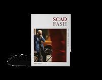 Editorial design: SCAD FASH magazine