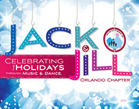 Jack & Jill - Orlando - Holiday Event Branding