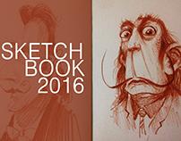 Sketch Book 2016