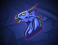 Wyvern Mascot Logo