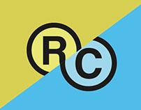 Copyright & Trademark Infographic