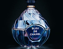 BLEU DE CHANEL - PARFUM - New Model
