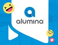 Alumina | Social Networks Design