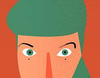 Eyes, eyes, eyes / macma portraits