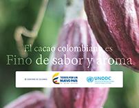 """UNODC - Documental """"Fino de sabor y aroma"""""""