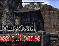 ESO: Homestead - Classic Houses (Medium Houses)