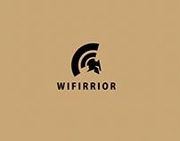 Wifirrior's logo