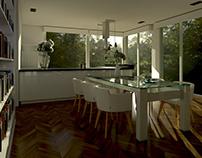Advanced Interior Rendering