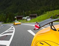 Lotus Cars Tour 2016