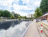 Svratka Riverfront