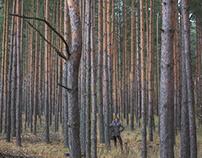 Tambov, october, forest (2016)