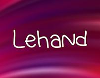 LeHand Font