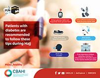 CBAHI Social Media Hajj Posts